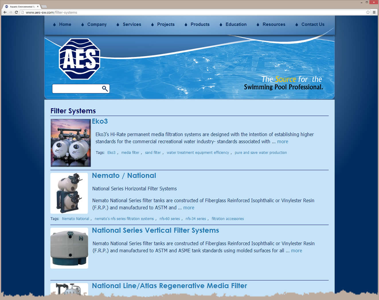 AES Products